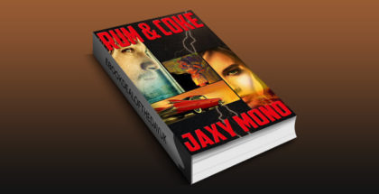 "crime fiction romantic thriller ebook ""Rum & Coke"" by Jaxy Mono"