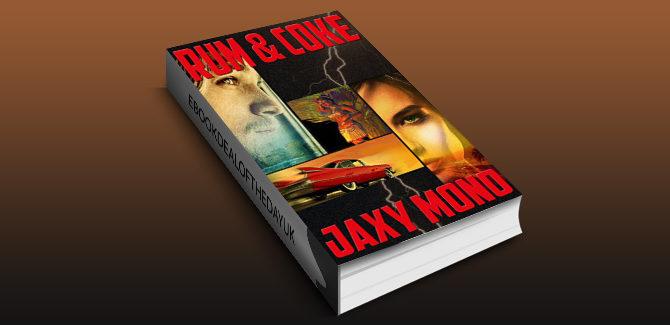 crime fiction romantic thriller ebook Rum & Coke by Jaxy Mono