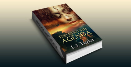 "women's fiction suspense ebook ""The Liberian Agenda"" by L.J. Taylor"