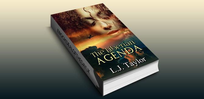 women's fiction suspense ebook The Liberian Agenda by L.J. Taylor