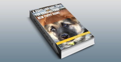 "nonfiction kindle ebook""A Puppy Love Day; Tips for Bringing Your New Puppy Home"" by Virginia Clark"