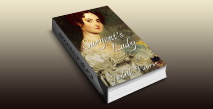 "historical romance mystery ebook ""Sargent's Lady"" by Judith Fabris"