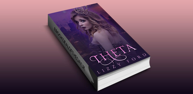 yalit scifi dystopian ebook Theta (Omega Series Book 2) by Lizzy Ford
