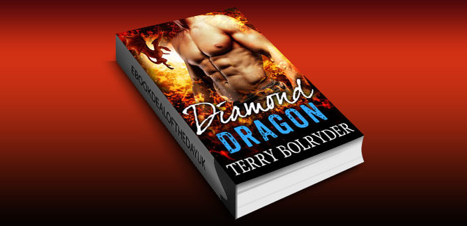 paranormal romance ebook Diamond Dragon (Awakened Dragons Book 4) by Terry Bolryder