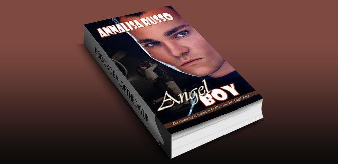 historical romance msytery ebook Angel Boy (The Cavelli Angel Saga) by Annalisa Russo