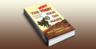 "humour science fiction ebook ""The Worst Man on Mars"" by Mark Roman"