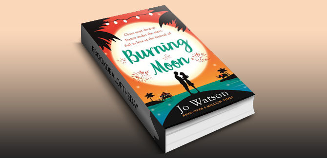 romantic comedy ebook Burning Moon,The laugh-out-loud romcom about the adventures of a jilted bride by .Jo Watson