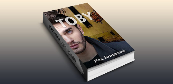 lgbt romance suspense ebook Toby: A Male Escort's Journey by Fox Emerson