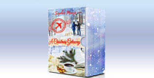 "contemporary romantic comedy ebook ""A Christmas Getaway: Heartwarming & Wholesome Holiday Bundle"" by Sophie Mays"