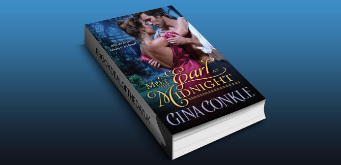 historical romance ebook Meet the Earl at Midnight (Midnight Meetings) by Gina Conkle