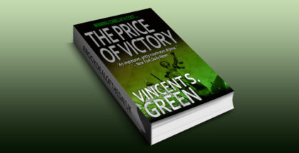 "Mystery & Suspense Legal Thriller ebook ""The Price of Victory"" by Vincent S. Green"