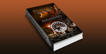 "an epic fantasy ebook ""The Fourth Age Shadow Wars: Assassins (The Fourth Age: Shadow Wars Book 1)"" by David Pauly"