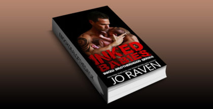 "new adult erotic romance ebook ""Inked Babies: Epilogue to Inked Brotherhood"" by Jo Raven"