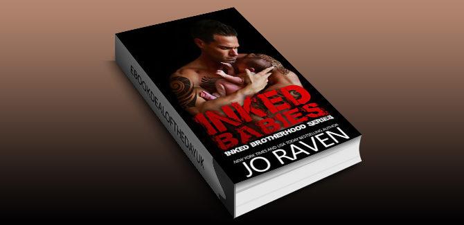 new adult erotic romance ebook Inked Babies: Epilogue to Inked Brotherhood by Jo Raven