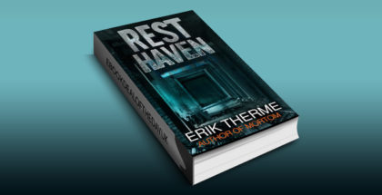 "suspense fiction ebook ""Resthaven"" by Erik Therme"