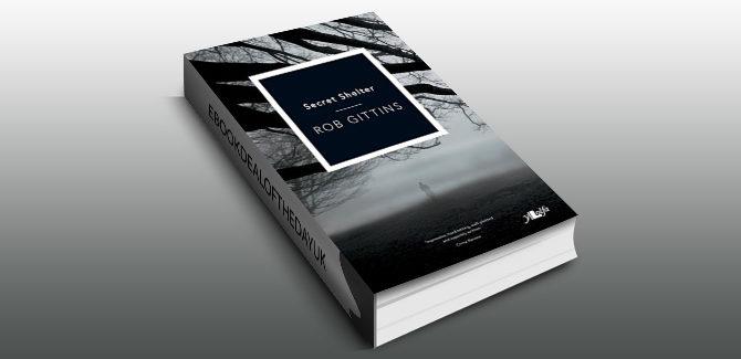 noir crimefiction thriller ebook Secret Shelter by Rob Gittins