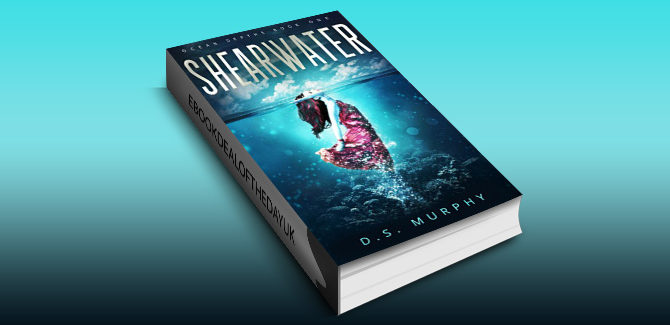 ya urban fantasy ebook Shearwater: A Mermaid Romance by D.S. Murphy