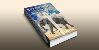 "ya adventure ebook ""The Ivory Needle"" by Leslie Miller"