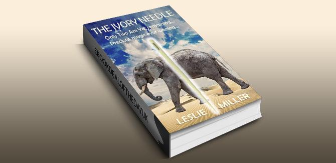ya adventure ebook The Ivory Needle by Leslie Miller