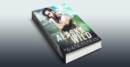 "contemporary romantic suspense ebook ""Alaska Wild"" by Helena Newbury"