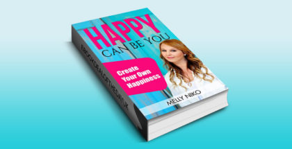 "selfhelp ebook ""Happy Can Be You: Create your own happiness"" by Melly Niko"
