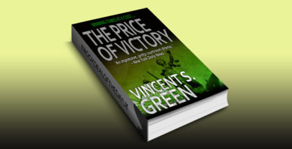 "legal thrller ebook ""The Price of Victory"" by Vincent S. Green"