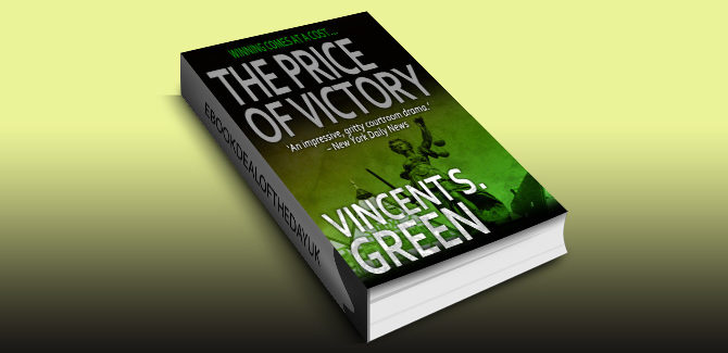 legal thrller ebook The Price of Victory by Vincent S. Green