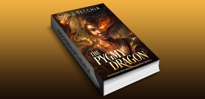 ya epic fantasy ebook The Pygmy Dragon (Shapeshifter Dragon Legends Book 1) by Marc Secchia