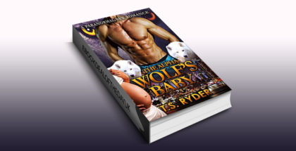 "paranormal romance ebook ""The Alpha Wolf's Baby"" by T. S. Ryder"