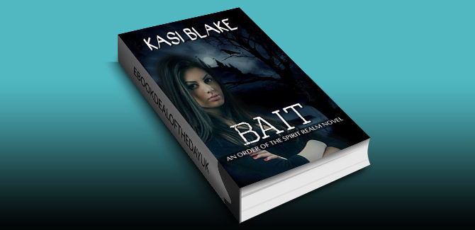 ya paranormal romance ebook Bait (Order of the Spirit Realm Book 1) by Kasi Blake