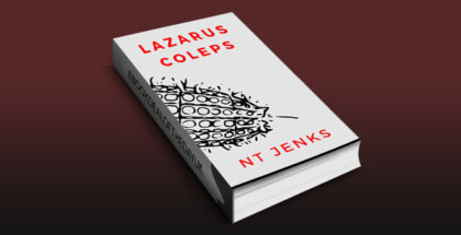 "crimefiction ebook ""LAZARUS COLEPS (The Adam Fitzgerald Serial Book 1)"" by NT Jenks"