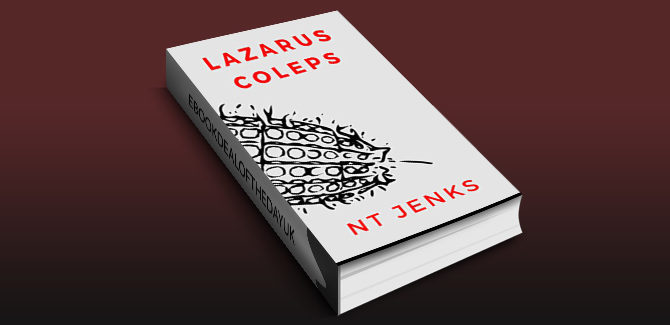 crimefiction ebook LAZARUS COLEPS (The Adam Fitzgerald Serial Book 1) by NT Jenks