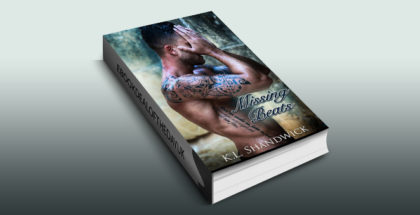 "new adult romance ebook ""Missing Beats"" by K.L. Shandwick"
