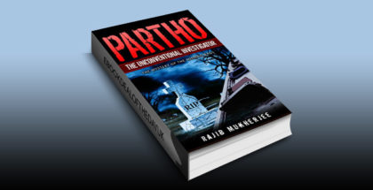 "mystery suspense thriller ebook ""Partho, the Unconventional Investigator"" by Rajib Mukherjee"