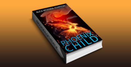 "young adult fiction ebook ""Phoenix Child: Book One of the Children of Fire Series"" by Alica McKenna-Johnson"