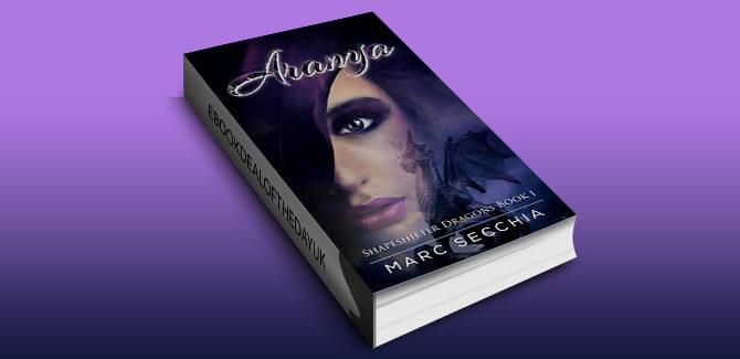 fantasy fiction ebook Aranya (Shapeshifter Dragons Book 1) by Marc Secchia