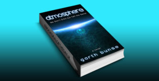 "ya scifi ebook ""Atmosphere: We Don't Orbit but Fall the Same"" by Garth Bunse"