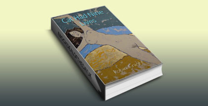 "romance suspense ebook ""Cat Had Nine Lives"" by Robin Knight"