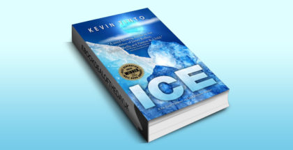 "thriller fiction ebook ""ICE (Dr. Leah Andrews and Jack Hobson Thrillers Book 1)"" by Kevin Tinto"