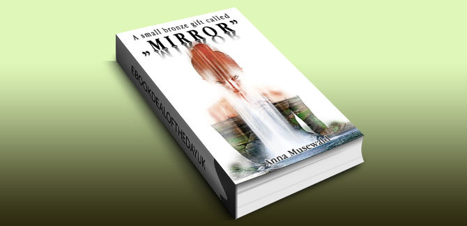 yalit mystery fantasy ebook A small bronze gift called Mirror: A Mystery Novel by Anna Musewald