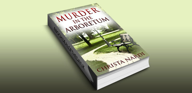 mystery fiction ebook Murder in the Arboretum (Cold Creek Book 2) by Christa Nardi