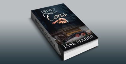"crime fiction ebook ""Prince of Cons: A True Crime Story"" by Jase Haber"
