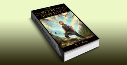 "ya epic fantasy ebook ""The Sorceress's Apprentice: Plan-B (Elder Codex Book 1)"" by JL Lahey"