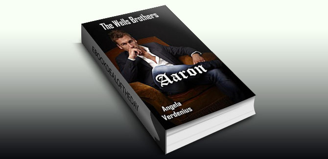contemporary romance ebook The Wells Brothers: Aaron by Angela Verdenius