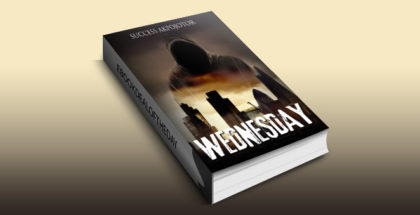 "mystery detective thriller ebook ""Wednesday: Story of a Serial Killer"" by Success Akpojotor"