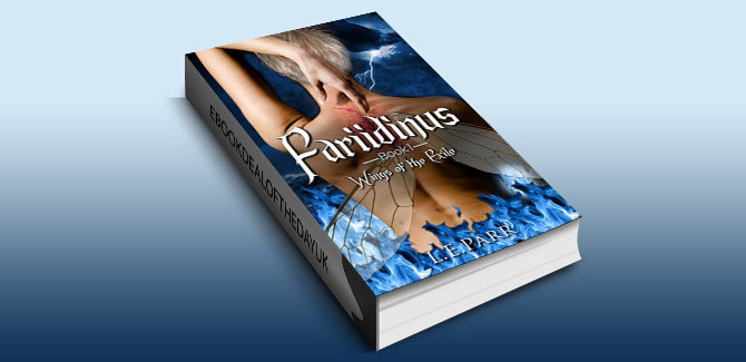 fantasy fiction ebook Fariidinus Book 1: Wings of the Exile by L.E. Parr