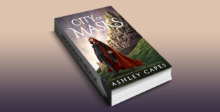 "epic fantasy ebook ""City of Masks: (An Epic Fantasy Novel) (The Bone Mask Trilogy Book 1)"" by Ashley Capes"