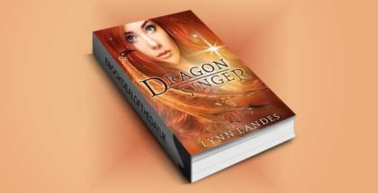 "new adult fantasy ebook ""Dragon Singer"" by Lynn Landes"