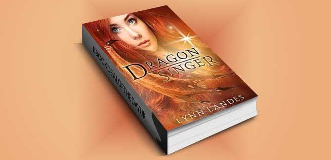 new adult fantasy ebook Dragon Singer by Lynn Landes