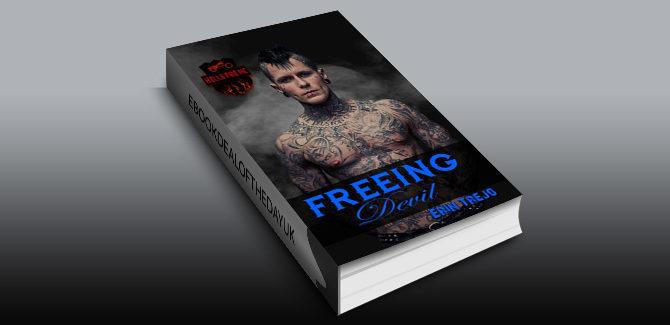 an mc romance suspense ebook  Freeing Devil (HELLS FIRE MC Book 2) by Erin Trejo